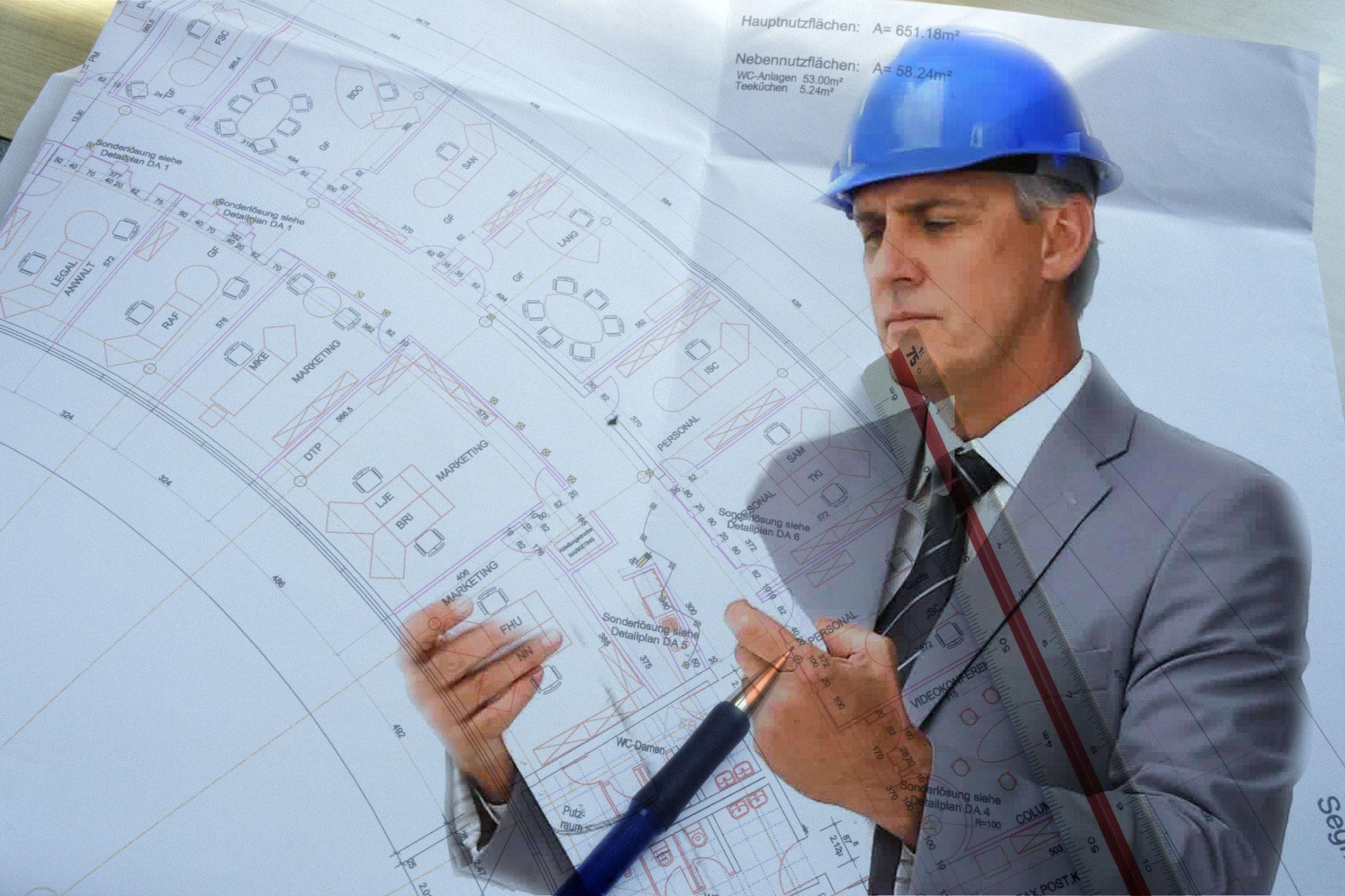 Bauplanung vom Ingenieur