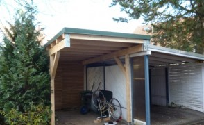 Carport – Projekt 2